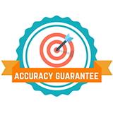 accuracy-guarantee